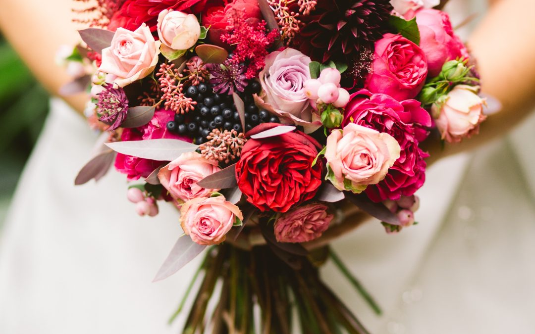Let's Chat About Wedding Flowers